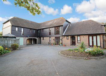 Thumbnail 2 bed flat for sale in Farm Close, Barns Green, Horsham