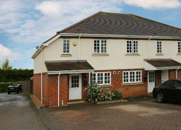 3 bed end terrace house for sale in Pursers Farm, Basingstoke Road, Spencers Wood, Reading RG7