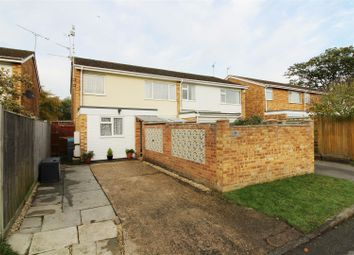 Thumbnail 3 bedroom semi-detached house for sale in Mallory Avenue, Caversham, Reading