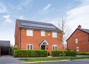 Thumbnail 4 bed detached house for sale in Grantham Road, Wellesbourne