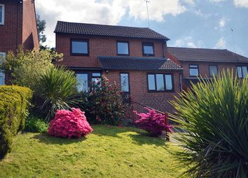 Thumbnail 4 bed detached house for sale in Moorland Way, Exwick, Exeter