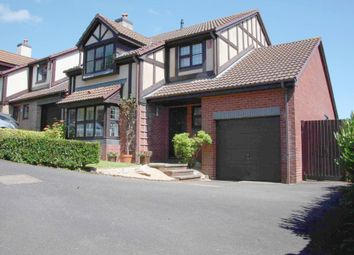 Thumbnail 4 bed detached house for sale in St Johns Close, Derriford, Plymouth