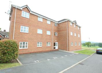 Thumbnail 2 bed flat for sale in Moorland Heights, Biddulph, Stoke-On-Trent