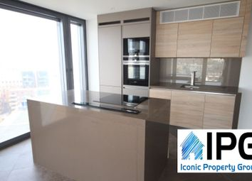 Thumbnail 3 bed flat to rent in Chronicle Tower, City Road, London
