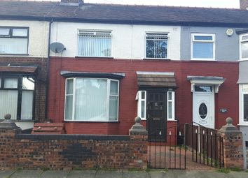 Thumbnail 3 bed terraced house for sale in Cedardale Road, Liverpool
