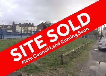 Thumbnail Land for sale in Clarke Street, Hanley, Stoke-On-Trent