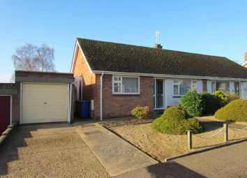 Thumbnail 2 bed semi-detached bungalow to rent in Dukes Drive, Halesworth