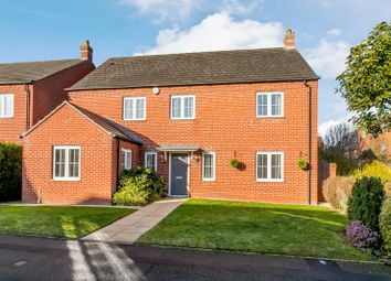 Thumbnail 5 bedroom detached house for sale in Horner Avenue, Lichfield