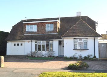 Thumbnail 4 bed detached house for sale in Combe Rise, Willingdon, Eastbourne