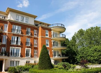 Thumbnail 4 bed flat for sale in Ashe House, Clevedon Road, Twickenham