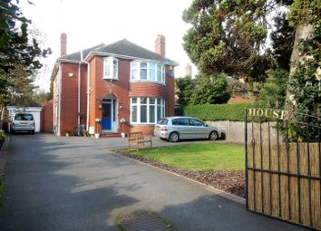 Thumbnail 4 bed detached house to rent in Blyth Road, Worksop