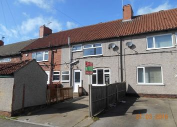 Thumbnail 3 bed terraced house to rent in Third Avenue, Forest Town, Mansfield