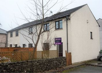 Thumbnail 3 bed end terrace house for sale in Thornleigh Road, Kendal