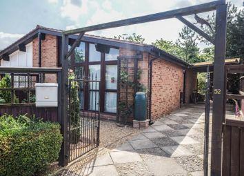 Thumbnail 2 bedroom semi-detached bungalow for sale in Bessemer Court, Blakelands