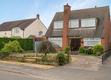 Thumbnail 4 bed detached house for sale in Nailstone Road, Barton In The Beans, Nuneaton