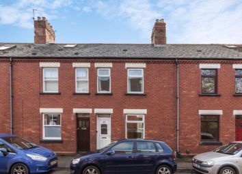 Thumbnail 3 bed terraced house for sale in West Road, Llandaff North, Cardiff