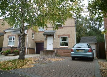 Thumbnail 2 bed semi-detached house to rent in Baker Crescent, Lincoln