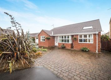 Thumbnail 4 bed bungalow for sale in Twickenham Court, Seghill, Cramlington