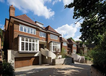 Thumbnail 7 bed property to rent in Telegraph Hill, Hampstead, London