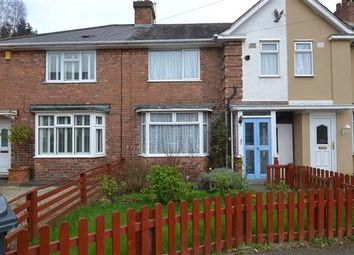 Thumbnail 3 bed terraced house to rent in Longford Grove, Kingstanding, Birmingham