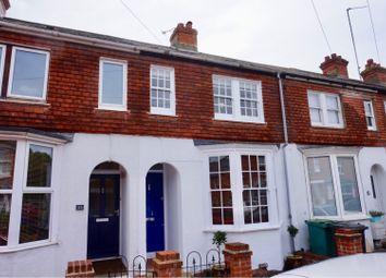 Thumbnail 2 bed terraced house for sale in George Street, Basingstoke
