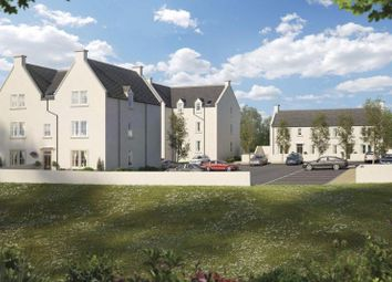 Thumbnail 2 bed flat to rent in Castle Court, Ellon, Aberdeenshire