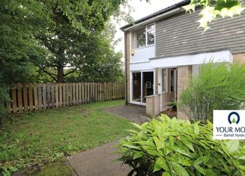 Thumbnail 2 bed terraced house for sale in Nursery Lane, Alwoodley, Leeds