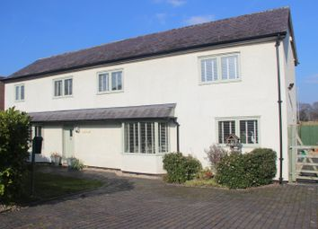 Thumbnail 4 bed detached house for sale in Chapel Fields, Gresford