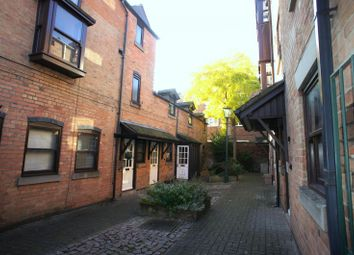 Thumbnail 1 bed flat to rent in Edward Street, Derby
