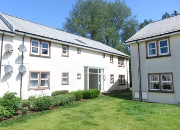 Thumbnail 2 bed flat for sale in Derwent Court, Kilmarnock