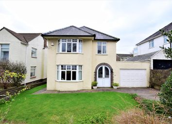 Thumbnail 3 bed detached house for sale in Porth-Y-Castell, Barry