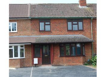 Thumbnail 3 bed terraced house to rent in Westfield Road, Camberley