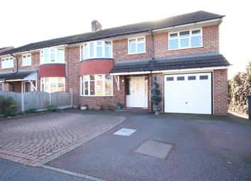 Thumbnail 4 bed semi-detached house for sale in Edale Avenue, Mickleover, Derby