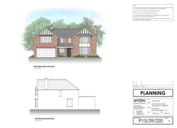 Thumbnail 4 bed detached house for sale in Chobham Road, Sunningdale, Ascot