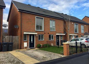 Thumbnail 2 bed semi-detached house for sale in Platt Brook Way, Birmingham