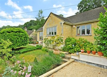 Thumbnail 3 bed detached bungalow for sale in Lower Stoke, Limpley Stoke, Bath