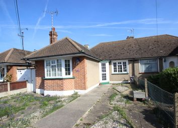 Thumbnail 3 bed semi-detached bungalow to rent in Church Road, Benfleet