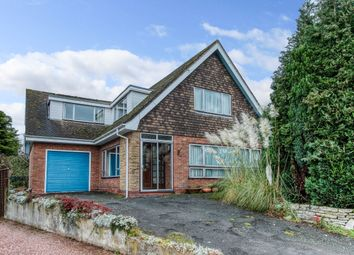 Thumbnail 4 bed detached house for sale in Western Hill Close, Astwood Bank, Redditch