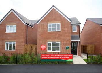 Thumbnail 3 bed detached house for sale in Pickering Walk, Urpeth Grange, Chester Le Street