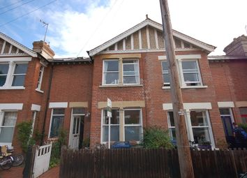 Thumbnail 3 bedroom terraced house to rent in Marlowe Road, Cambridge