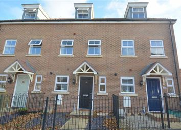 Thumbnail 3 bed town house for sale in Brize Avenue Kingsway, Quedgeley, Gloucester