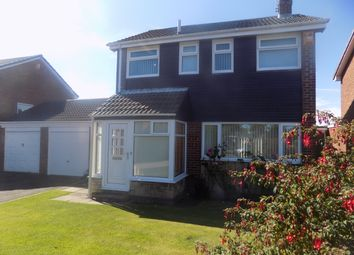 Thumbnail 3 bed detached house to rent in Centurian Way, Bedlington