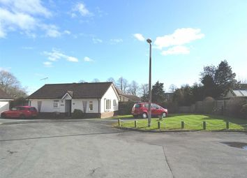 Thumbnail 2 bedroom detached bungalow for sale in 59, Hampton Fields, Oswestry, Shropshire