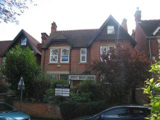 Thumbnail 1 bed flat to rent in North Road, Maidenhead