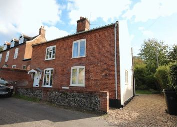 Thumbnail 2 bed cottage to rent in The Street, Costessey, Norwich