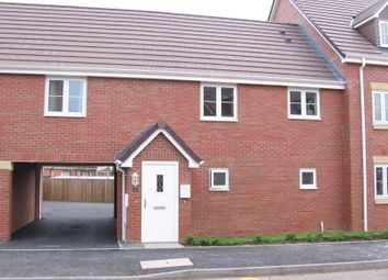 Thumbnail 1 bedroom flat to rent in Highlander Drive, Donnington, Telford