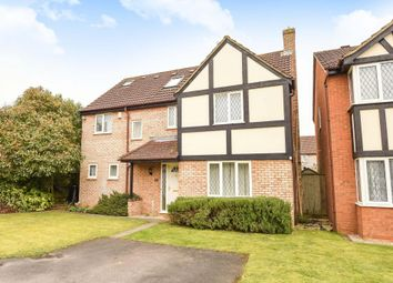 Thumbnail 5 bed detached house to rent in Loyd Close, Abingdon