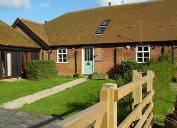 Thumbnail 3 bedroom barn conversion to rent in New Road, Wilstone, Tring