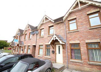 Thumbnail 2 bed terraced house for sale in Stonebridge Avenue, Bangor