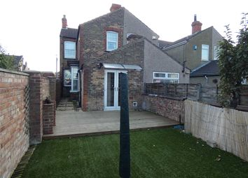 Thumbnail 3 bed end terrace house for sale in Freeston Street, Cleethorpes